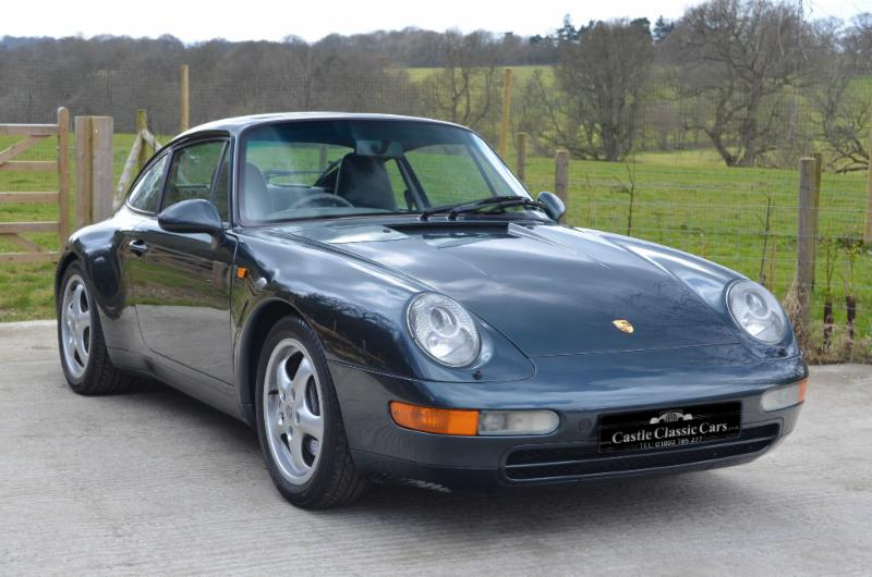 Porsche 911 (993) Carrera Coupe
