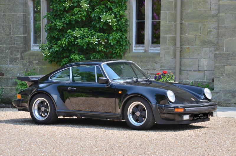 Porsche 911 (930) Turbo first owned by Peter Sellers