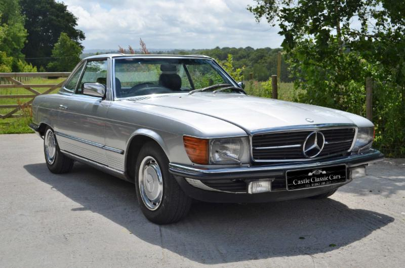 Mercedes-Benz R107 280SL