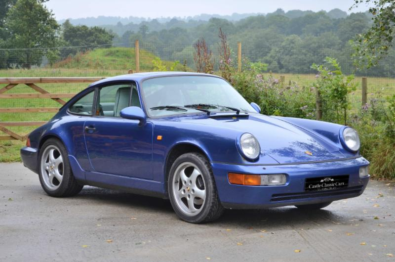 Porsche 964 Coupe Manual