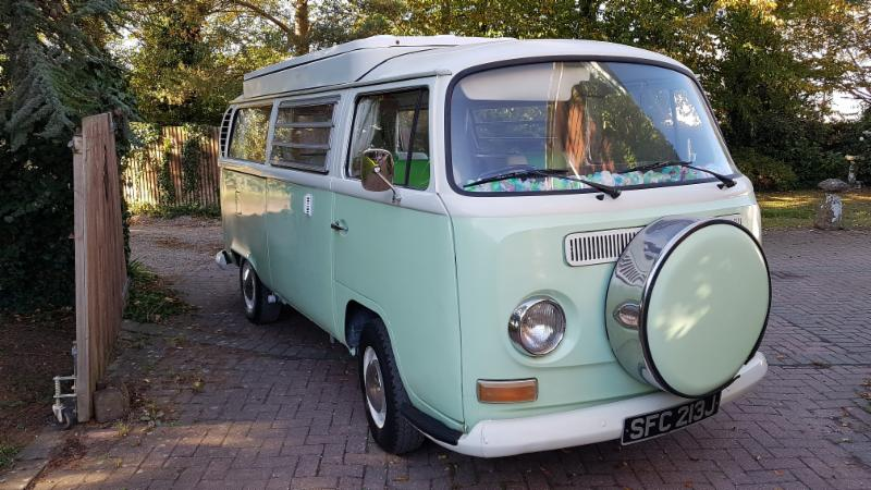 VW Camper SFC 213J
