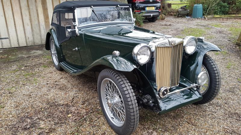MG TC Dec 2018