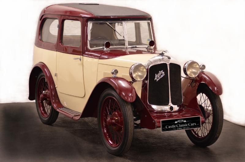 Austin seven swallow series 2