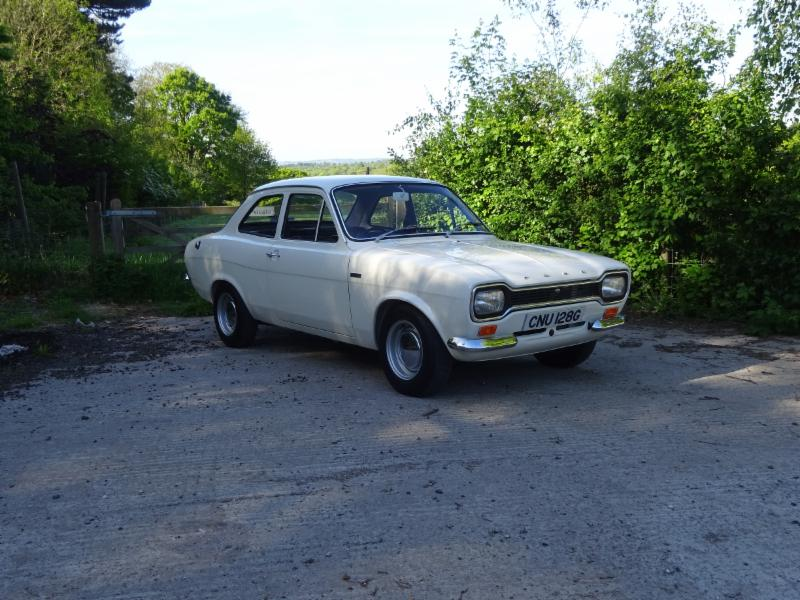 Ford Escort MK 1 Twin Cam