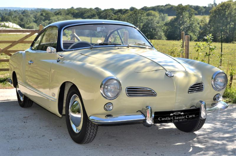 VW Karmann Ghia RHD Coupe