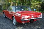 1966 Ford Mustang 289cu Coupe