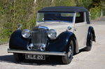Alvis TA14 Tickford drophead coupe