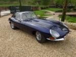 1962 Jaguar E-Type Series 1 Coupe - £170,000 restoration