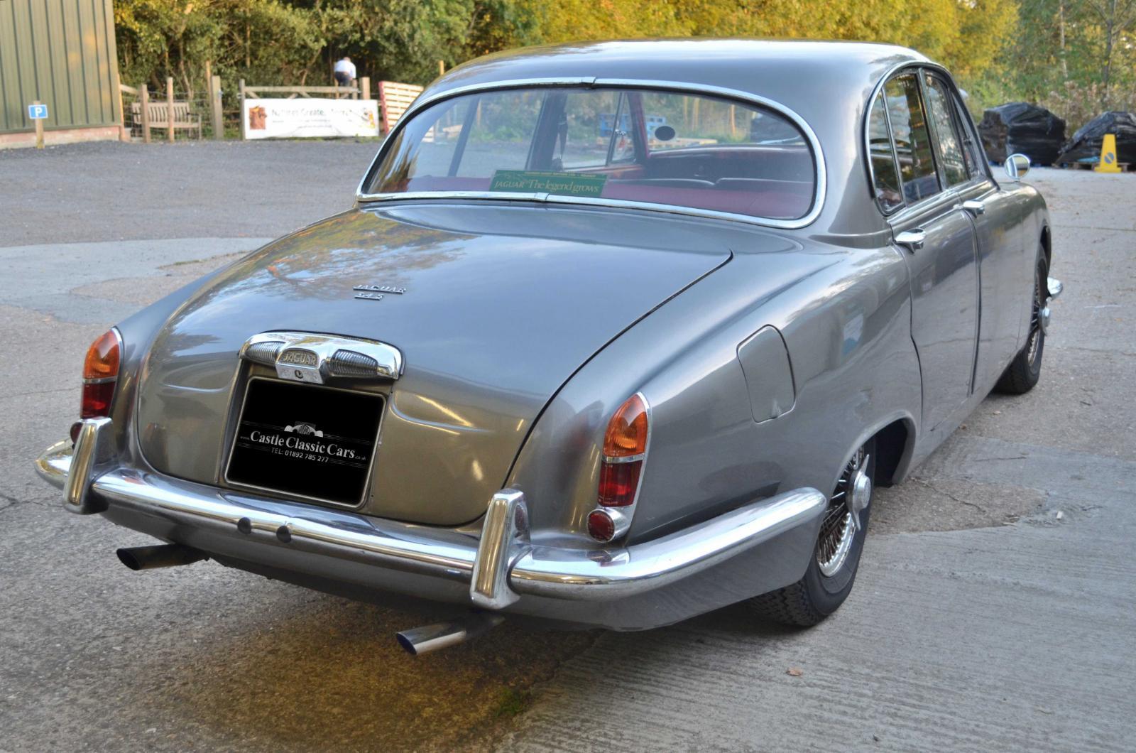 Jaguar S-Type 3.4 for sale | Castle Classic Cars