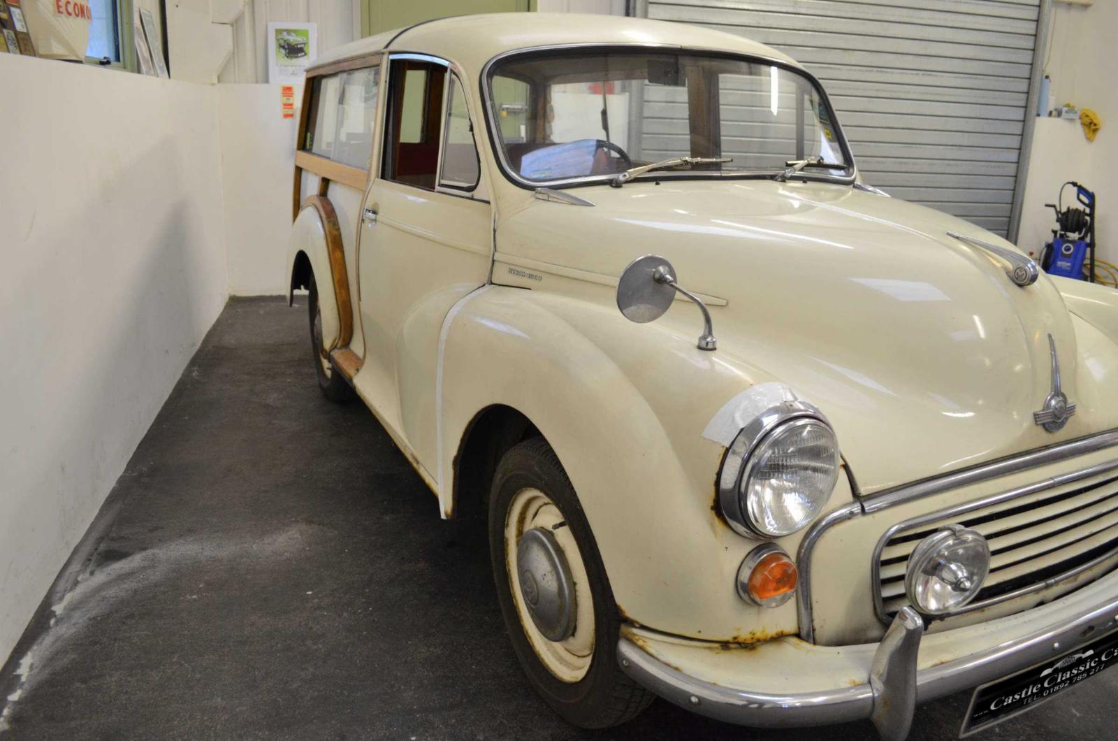 Morris minor traveller for sale - Morris Minor Traveller For Sale 1