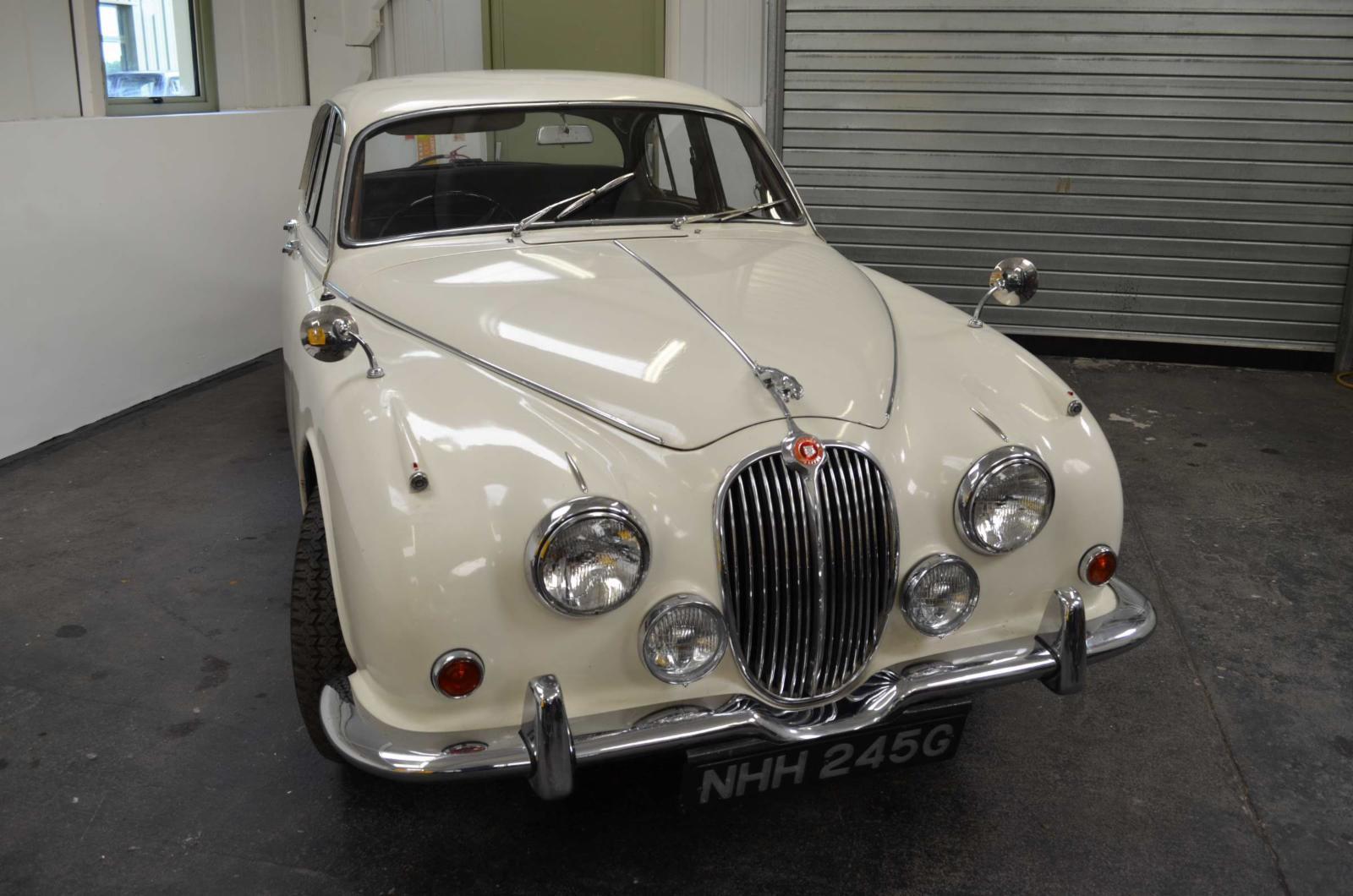 1968 Jaguar MK2 340 - Just 43,000 miles from new for sale | Castle ...