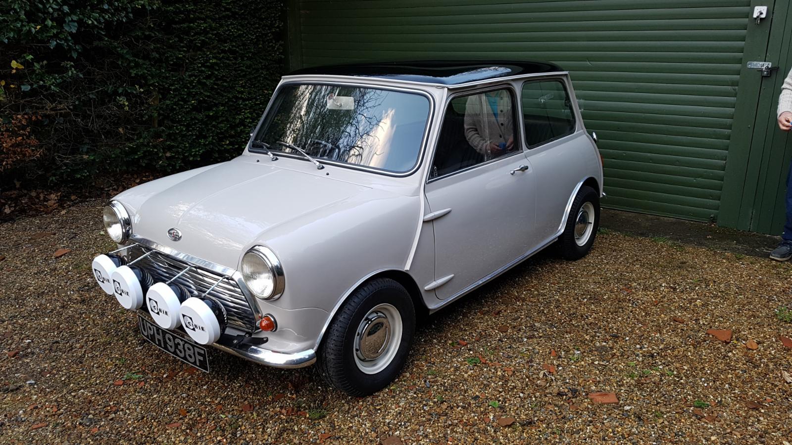1968 Morris Mini Cooper S Mk2 For Sale Castle Classic Cars